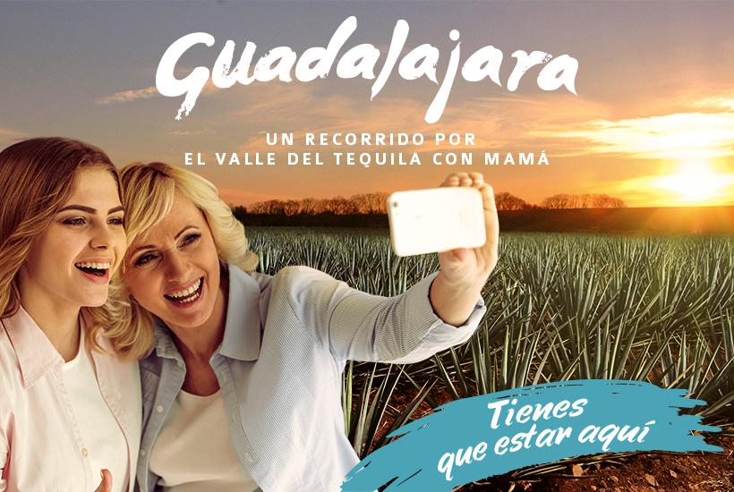 Un recorrido por el Valle del Tequila con mamá