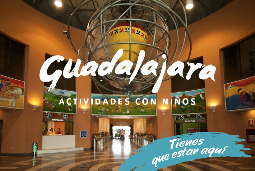 Actividades con niños en Guadalajara