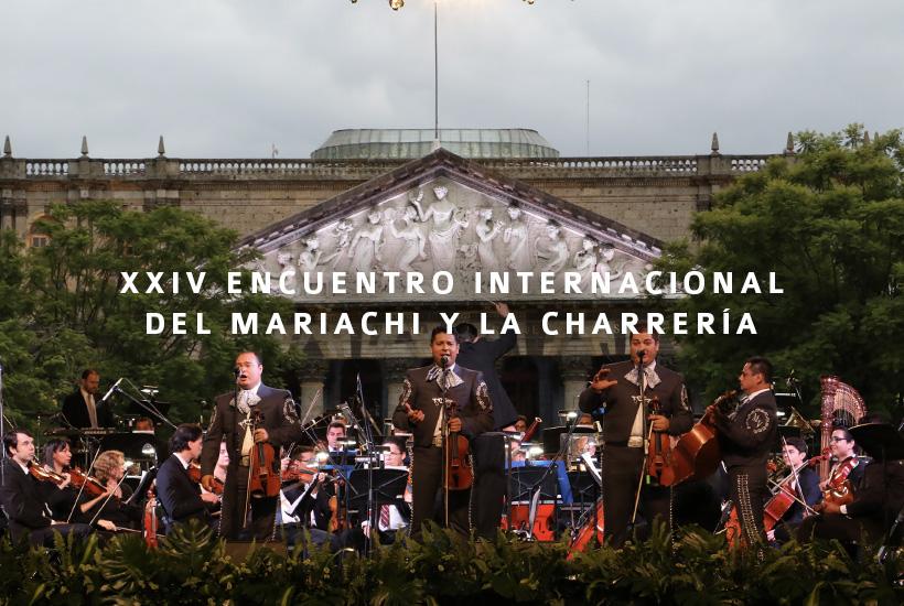 XXIV Encuentro Nacional del Mariachi y la Charrería