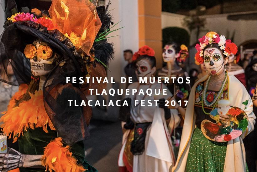 Festival de Muertos Tlaquepaque