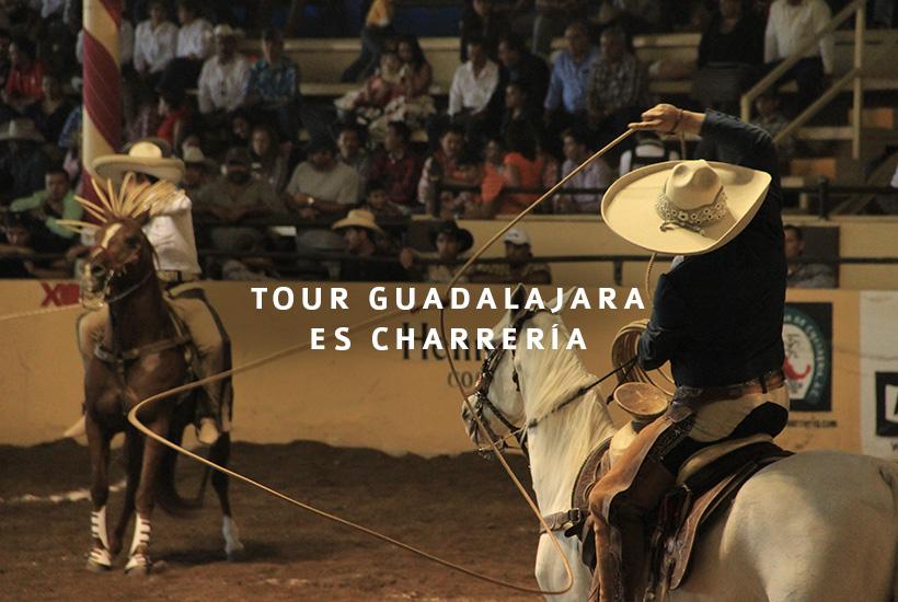 Tour Guadalajara es rayar el caballo y empinarse un tequila