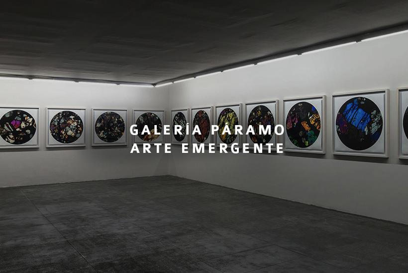 Galería Páramo, un oasis para el arte contemporáneo