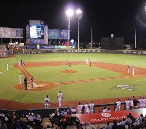 Estadio de Béisbol Charro de Jalisco y Atletismo