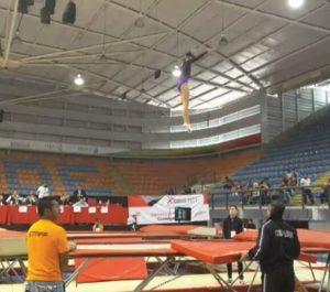 Polideportivo Avila Camacho