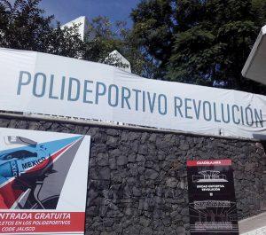 Polideportivo Revolución