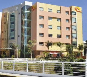 Hostalia Hotel Expo & Bussines Class