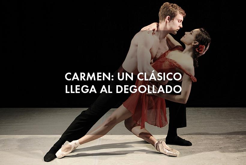 Carmen: un clásico llega al Degollado