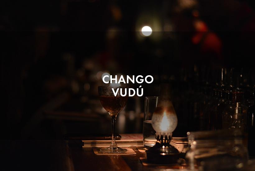 Chango Vudú: underground muy literal