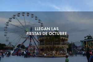 FIESTAS DE OCTUBRE 2018
