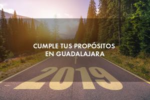 Cumple tus propósitos en Guadalajara