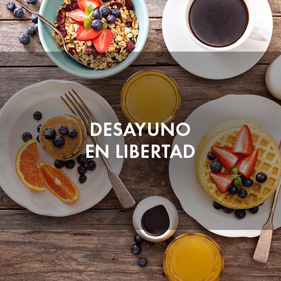 Desayuno en Libertad