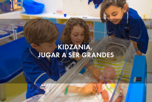 KidZania, jugar a ser grandes