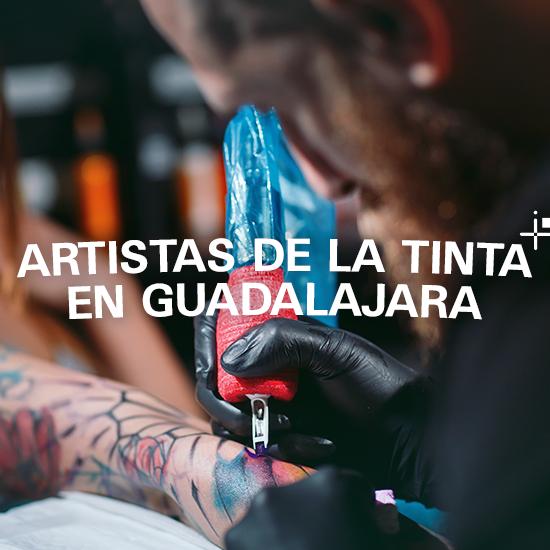 Artistas de la tinta en Guadalajara