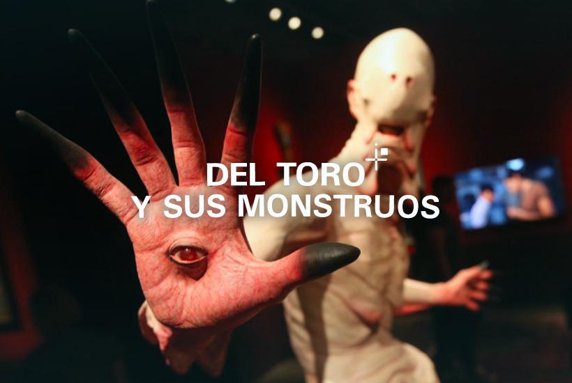 Del Toro y sus monstruos