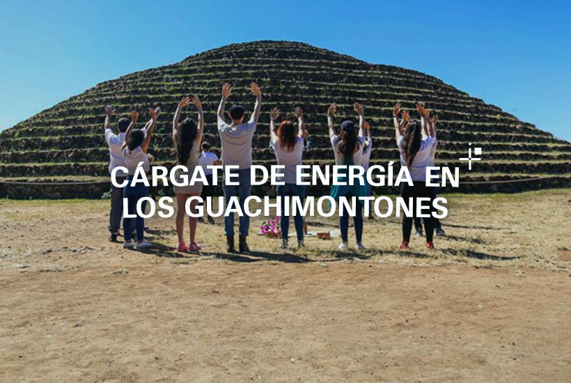 Cárgate de energía en los Guachimontones