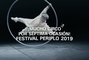¡Mucho circo por séptima ocasión! Festival Periplo 2019