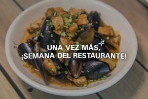 Una vez más ¡La Semana del Restaurante!