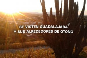 Se visten Guadalajara y sus alrededores de otoño