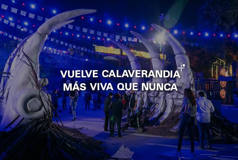 Vuelve Calaverandia más viva que nunca
