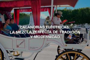 Calandrias eléctricas: la mezcla perfecta de tradición y modernidad