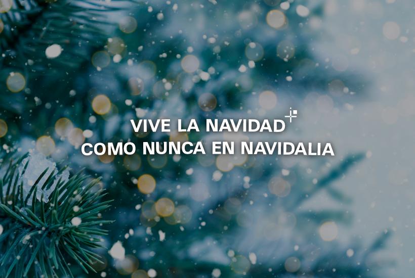 Vive la Navidad como nunca antes en Navidalia