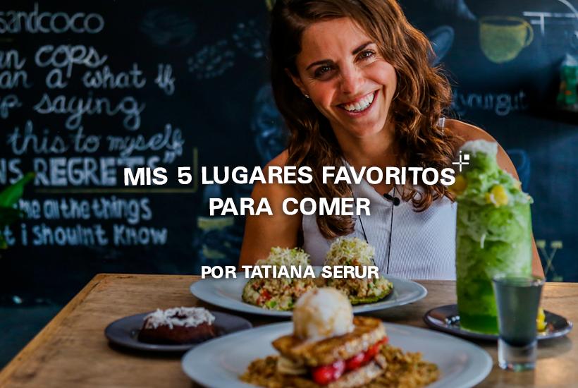 5 Lugares para comer healthy en Guadalajara Por Tatiana Serur