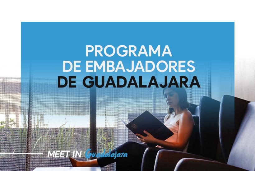 Programa de Embajadores de Guadalajara