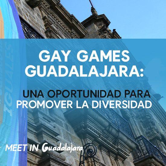 Gay Games Guadalajara: Una oportunidad para promover la diversidad