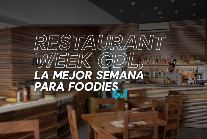 Restaurant Week: la mejor semana para foodies